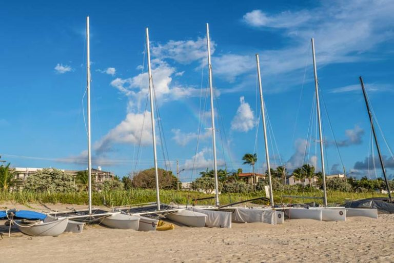 Delray Beach Hobie Cats